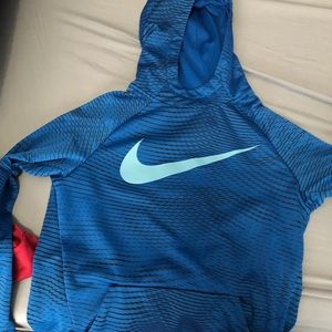 Boys Nike large sweatshirt
